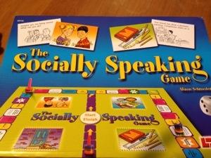 Socially speaking (1/6)